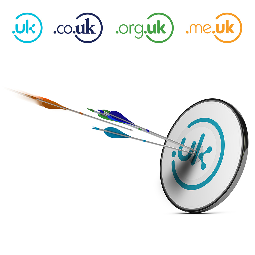 Search for your .uk domain